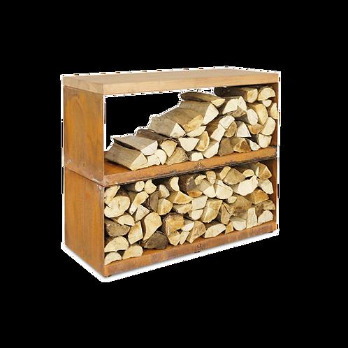 Wood Storage Dressoir Corten