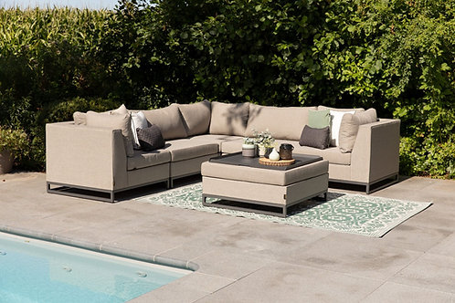 Rhodos Loungeset Taupe