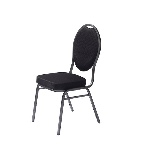 Lux Chair Black