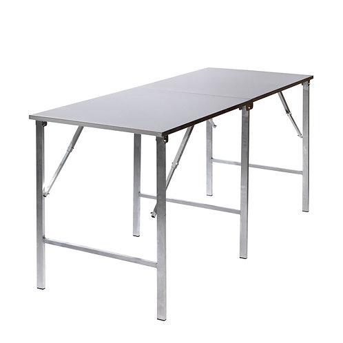 Werktafel inox (rvs)