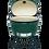Thumbnail: Big Green Egg 2XL + IntEGGrated Nest + Handler