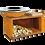 Thumbnail: Ofyr Island Corten 100 Teak Wood