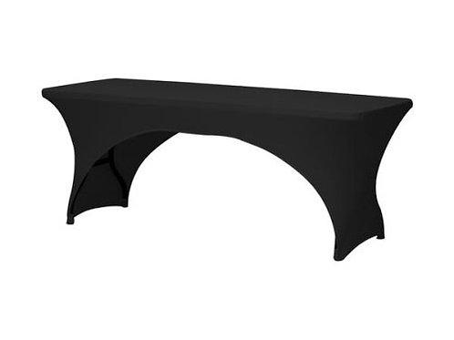 Stretchhoes met beenruimte voor tafel (183cm x 76cm)