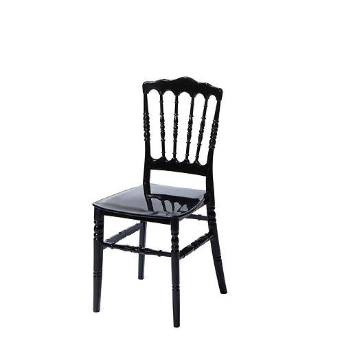 Napoleon Chair Black