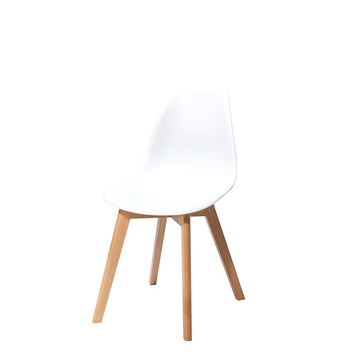 Keeve Chair White