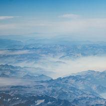 Over fjellene
