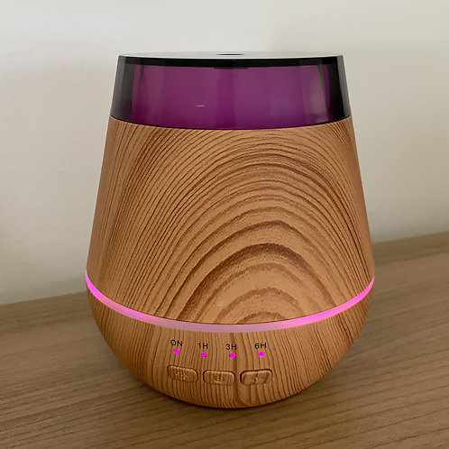 Colour Changing Aroma Diffuser - USB