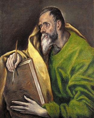 St. Luke - El Greco.jpg