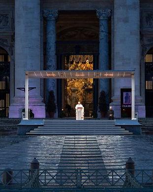 Francis urbi et orbi Credit- Vatican Med