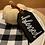 Thumbnail: Custom wooden tag