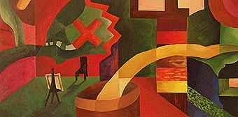 Seis imágenes en busca de un pintor