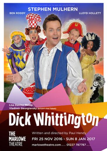 Dick Whittington 2016