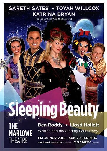 Sleping Beauty 2012
