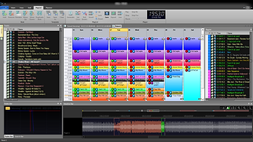 iSolutions - IB Exion - Playlist Scheduling for Radio & TV