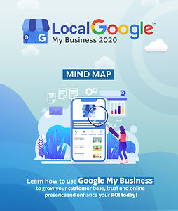 Local Google My Business 2020 Mind Map.j