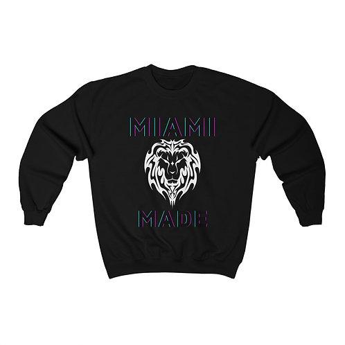 Lion Crewneck Sweatshirt (Unisex)