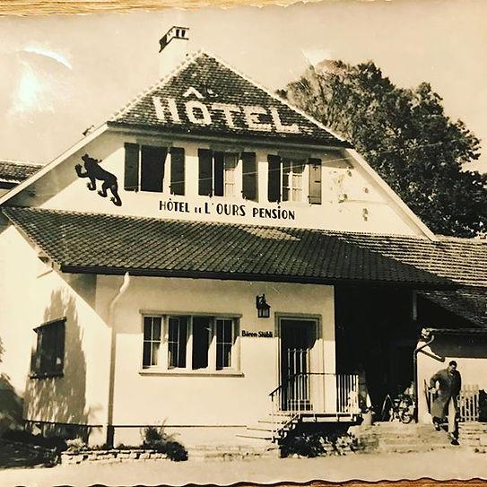 Depuis combien d'années l'Hôtel de L'Our
