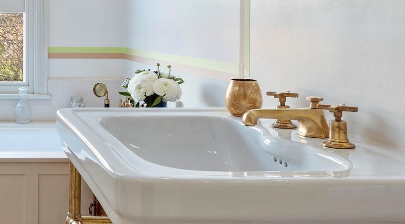 Bathroom taps and ribbon.jpg