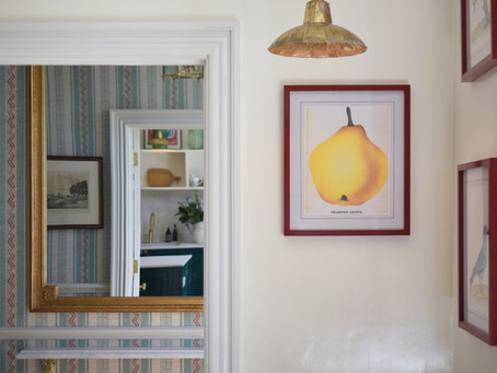 How to Hang Art in your Home
