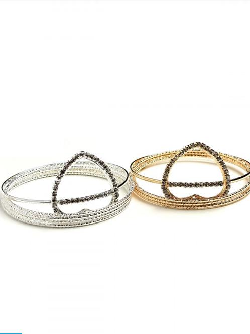 H/Multistone Bracelets