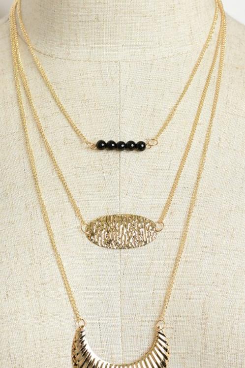 C/Layer Design Necklaces