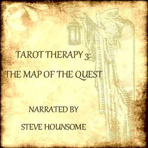 Tarot Therapy 3 - The Map of the Quest