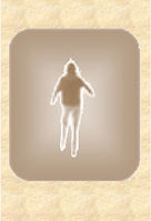 A man steps into his past.  Past Life readings by Steve Hounsome at Tarot Therapy Ltd and Past life course held in Poole, Dorset, UK