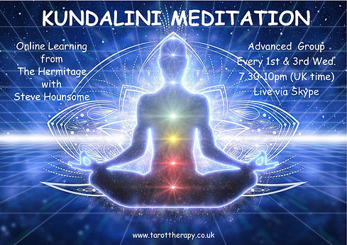 Kundalini Meditation for Advanced Group
