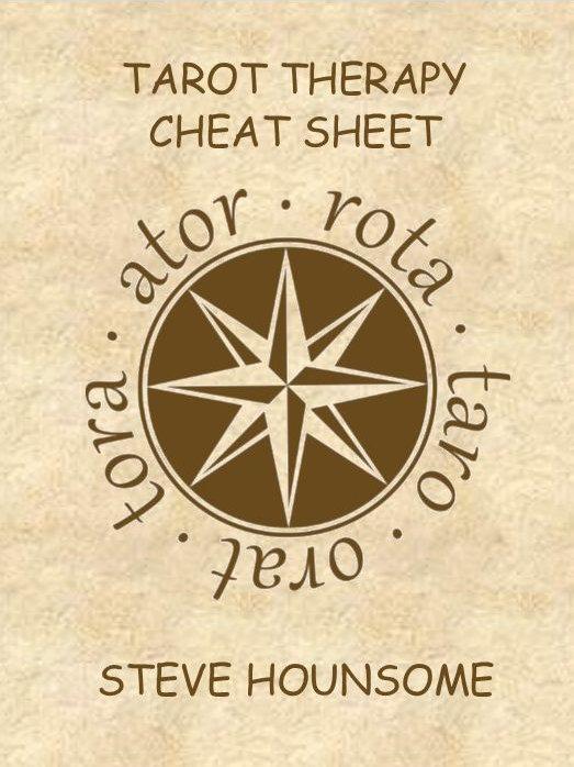 picture about Printable Tarot Cheat Sheet titled Tarot Treatment method Cheat Sheet
