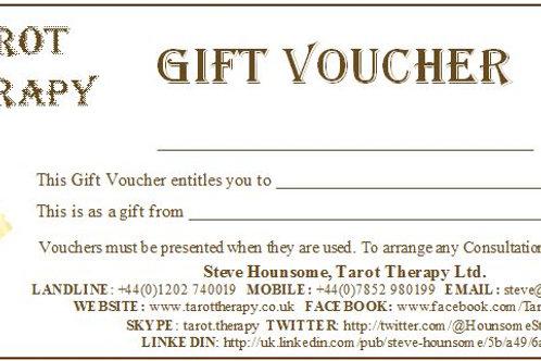 Gift Voucher - £40
