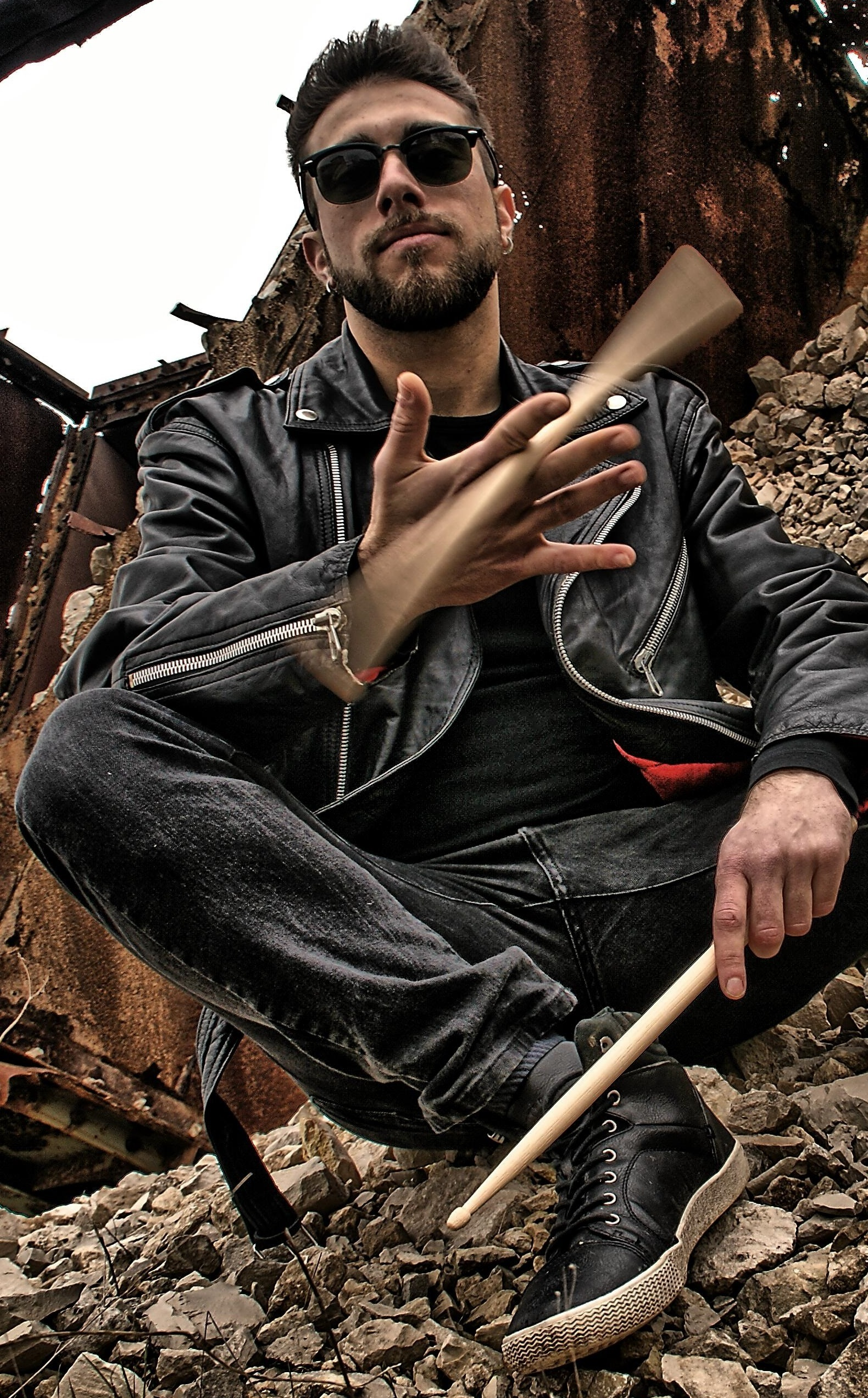 Alessandro Scorrano - Drums