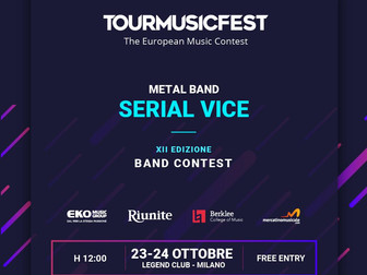 "OFFICIAL ANNOUNCEMENT - ""TOUR MUSIC FEST 2019"""