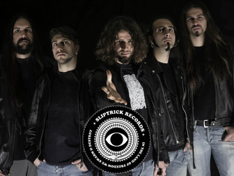 SERIAL VICE SIGNS WITH SLIPTRICK RECORDS!