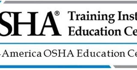 OSHA July Training classes