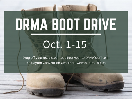 DRMA Gives Back with a Boot Drive