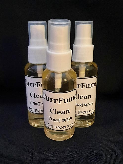 "Furrfume Deodoriser "" Clean"""