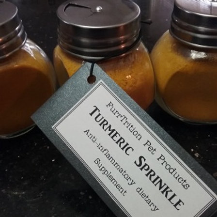 Turmeric Sprinkle