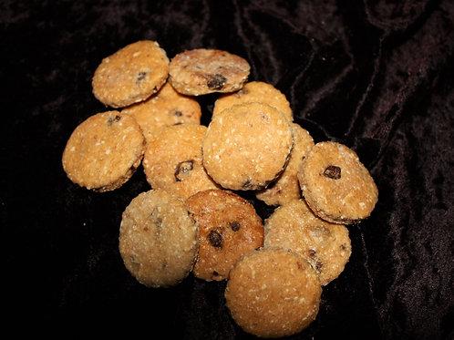 Carob Coconut Cookies