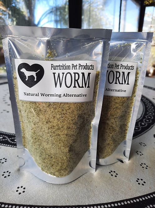 Worm  Natural Worming Alternative.