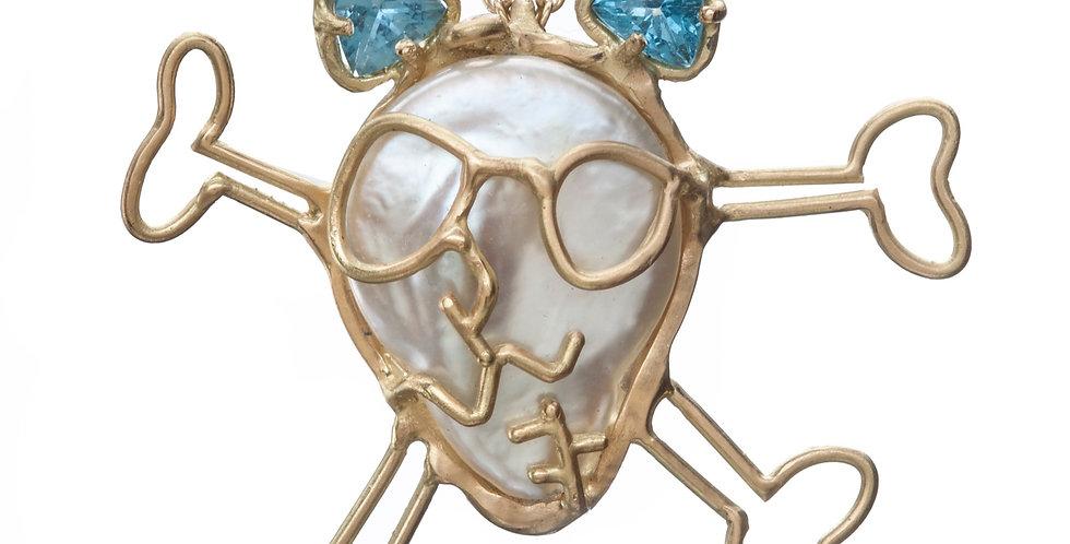 Devil Skeleton Necklace