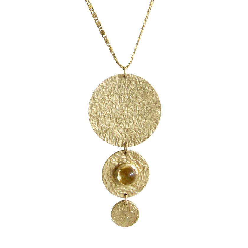 Susan Meier Jingle Necklace