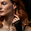 Thumbnail: Mother of Pearl Half Circle Pendant