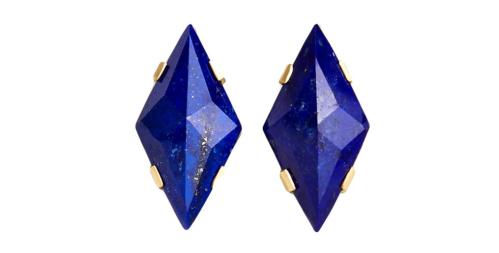 Ursa Lapis Earrings