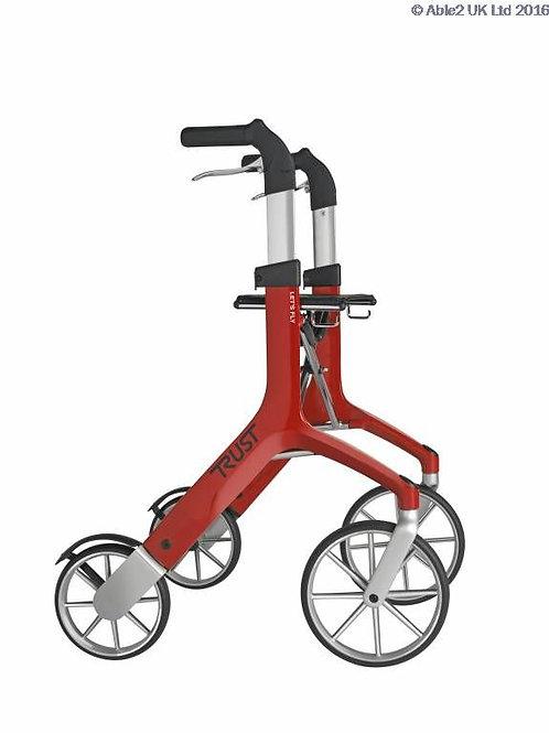 Lets Fly Rollator - Red VAT EXEMPT