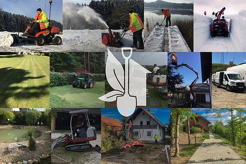 Hoi Ihr Haus und Gartenboy Sommerdienst Winterdienst Reinigungsarbeiten Gartenarbeiten
