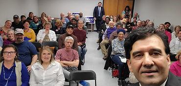 Durham GOP Candidate Debate Forum 2-18-2