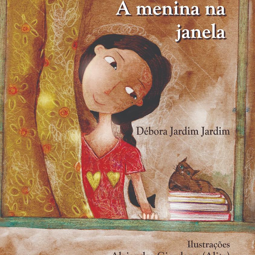 """Lançamento do livro """"A menina na janela"""""""