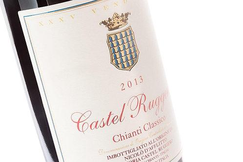 Castel Ruggero - Chianti Classico DOCG - (Price Subject to 1 x Case: 6 Bottles)