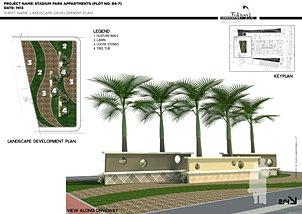 Apartment Landscape Design Landscape Design