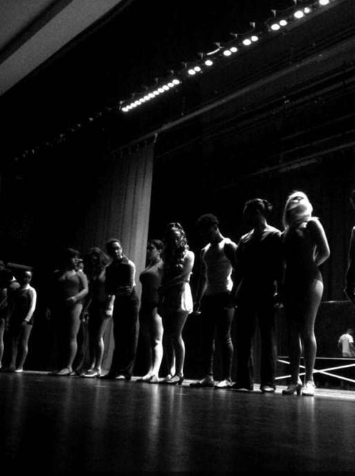 A Chorus Line b&w